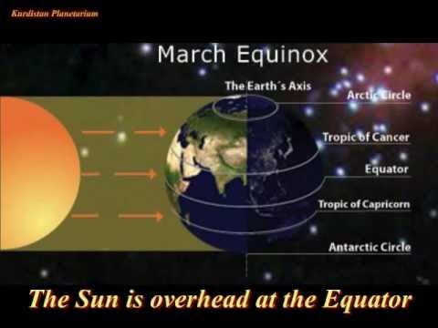Spring Equinox 20 Mar 2012
