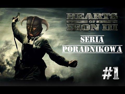 Seria poradnikowa   Hearts of Iron III #1 - Organizacja
