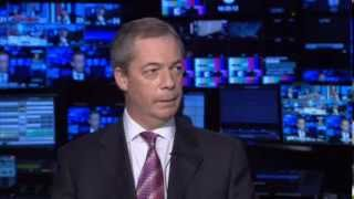 Nigel Farage discusses Enoch Powell on Murnaghan