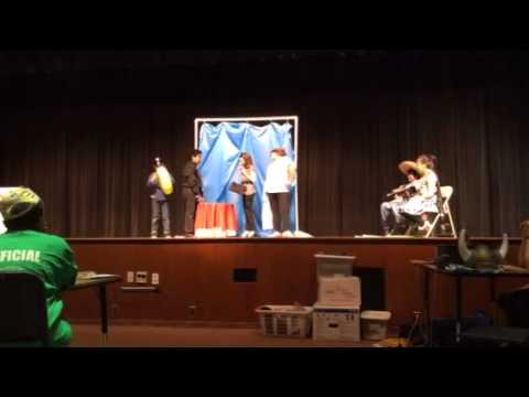 Marbrook Elementary School: Odyssey of the Mind 2015