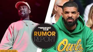 Kayne West Apologizes to Drake via Tweet Storm