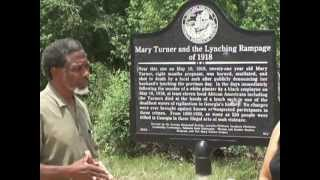 Mary Turner Shot in Death after 97 years, Brooks County GA.