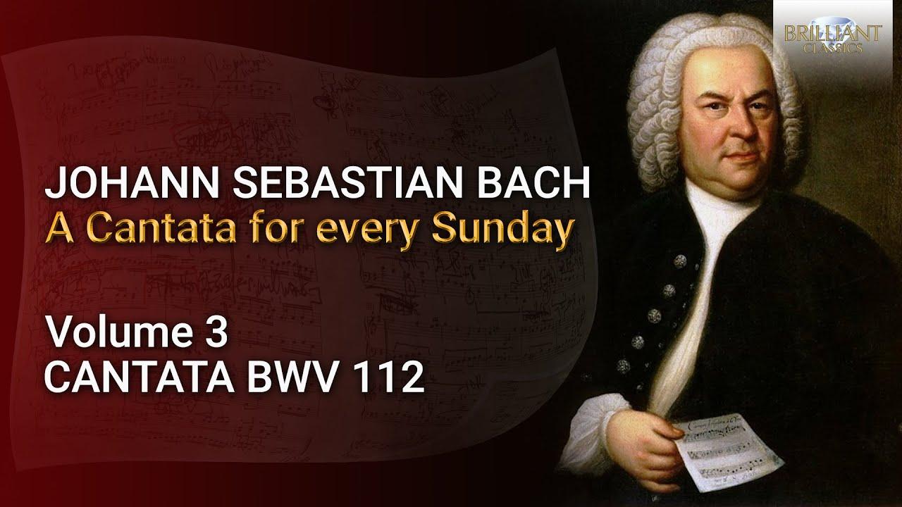 J.S. Bach: The Church Cantatas, Vol. 3: Der Herr ist mein getreuer Hirt, BWV 112