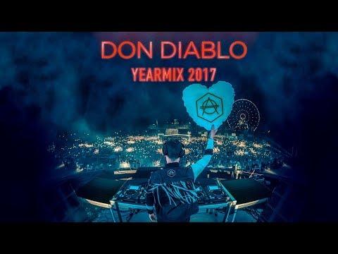 Don Diablo Year Mix 2017