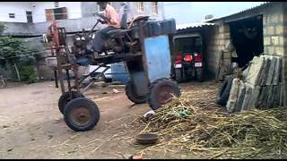 Freaky Tractor: Awesome Indian Jugaad (Must Watch)