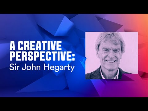 A Creative Perspective | Sir John Hegarty