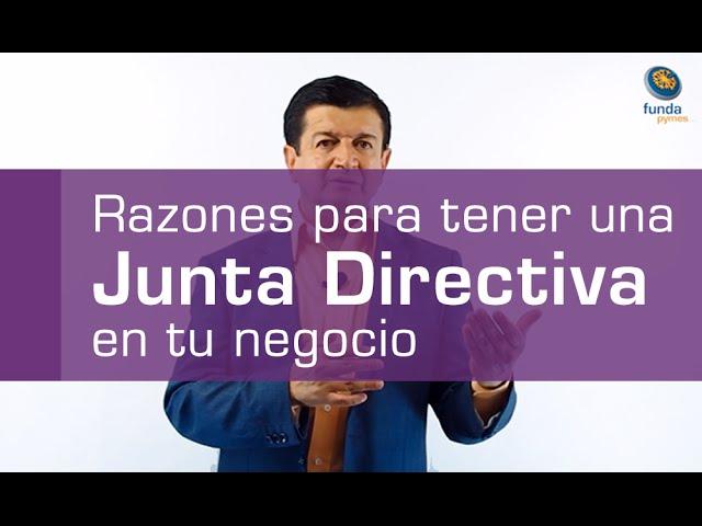 Razones para tener una Junta Directiva en tu negocio (aunque seas el único dueño)