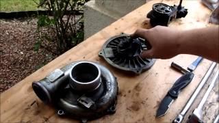 94 - 03 Powerstroke Turbo Rebuild Part 1