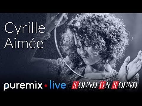 Live Jazz Recording Session with Cyrille Aimee