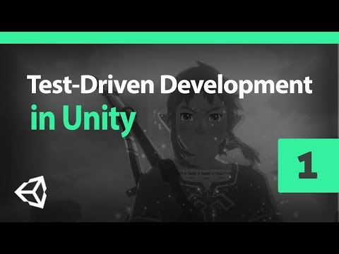 TDD in Unity - Heart Based Health System - Part 1