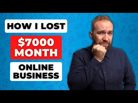 How I Built and Lost a $7k/month Online Business and What Lessons I Learned