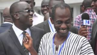 Asiedu Nketia General Mosquito to build Kwasia Bi Nti Daily Guide Mansion with 250,000