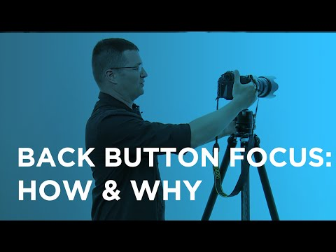 Back Button Focus On Nikon Cameras: How To Use & Set Up With Mike Hagen | CreativeLive