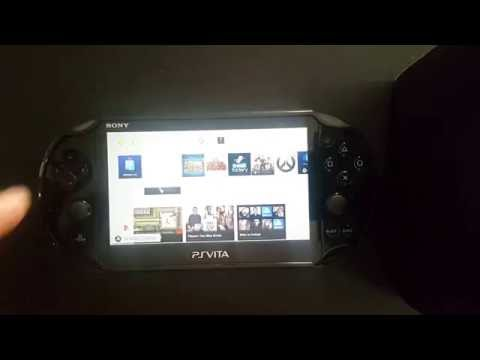 How 2 PS4 Party Chat Via PS VITA Remote Play