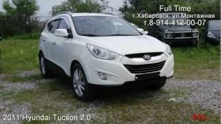Hyundai ix35 Tucson 2.0D in Khabarovsk 27RUS Full Time Auto Dealer Media смотреть