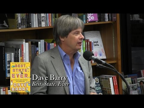 "Dave Barry, ""Best. State. Ever."""