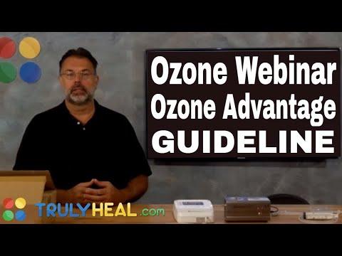 OZONE WEBINAR with Marcus Freudenmann | Ozone Advantage Guideline - Truly Heal