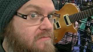 CMG Guitar, Devilcat Amps at NAMM 2015 with RNA Music
