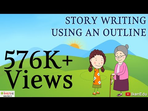 Story Writing Using an Outline