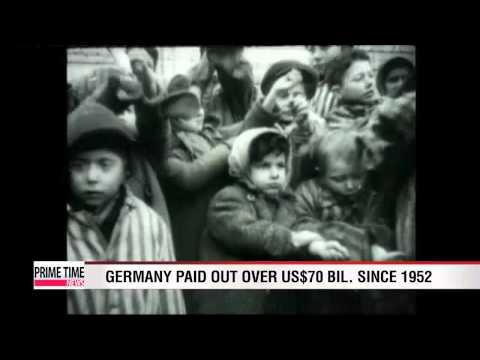 Germany to pay US$1 bil. to compensate Holocaust victims  독일, 나치 피해 유대인에 1조 원 지급