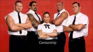 Right To Censor WWE Theme