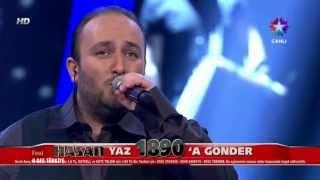 O Ses Türkiye - Final Performansı - Hasan Doğru 'Fırat'