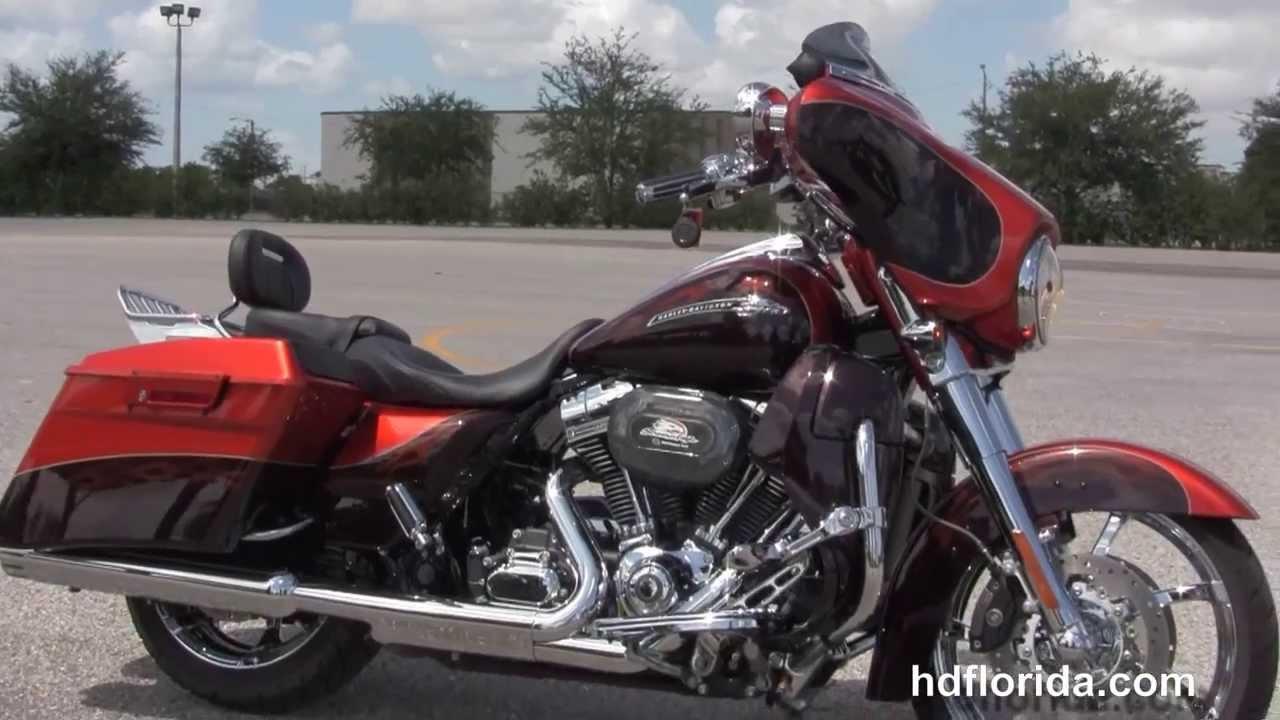 Harley Davidson Cvo Street Glide For Sale