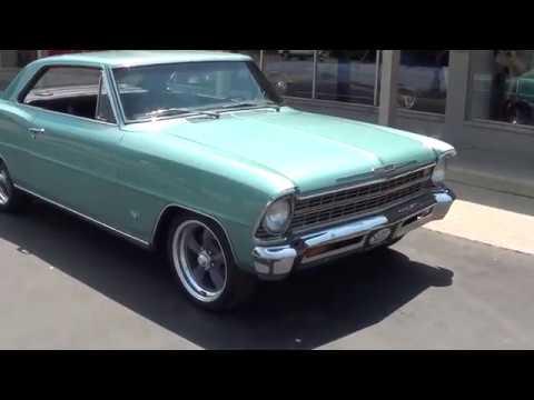 1967 Chevrolet Nova $38,900.00