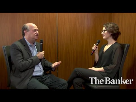 Interview with Brazil's central bank governor, Ilan Goldfajn