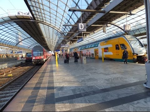 Berlin-Spandau Xtra large - S-Bahn Berlin mit BR 481 - ICE 1 + 2 + T + TD - ODEG - ET 442 - BR 143