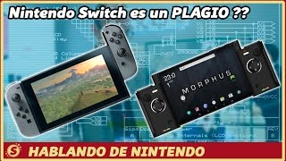 Nintendo Switch ¿Es un PLAGIO o no?
