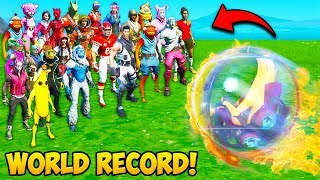 THE BEST *WORLD RECORD* MULTI-KILLS!! - Fortnite History & Throwbacks! #1