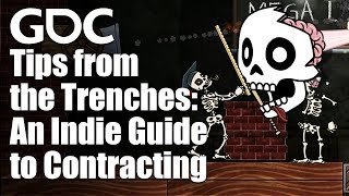 Tips from the Trenches: An Indie Guide to Contracting