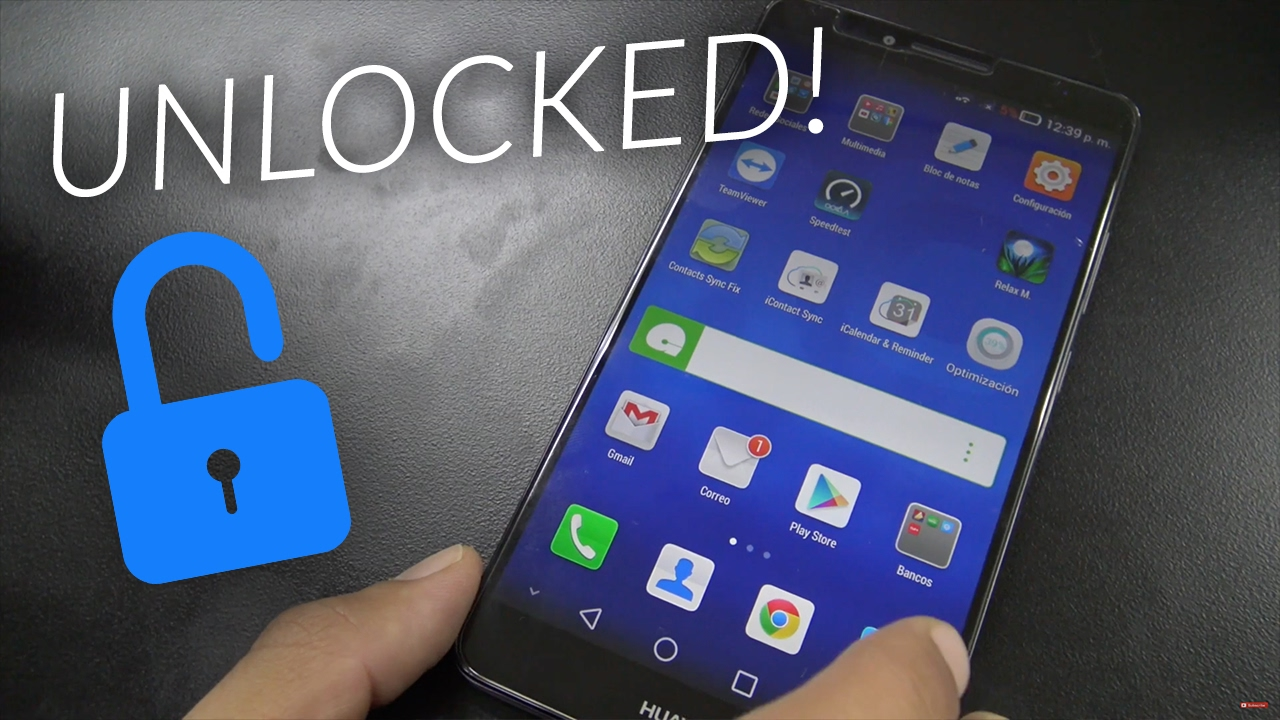 How To Unlock ANY Huawei phone in 5 minutes!   Ascend, XT, Mate, tribute,  Mate, Honor, Gr5, Etc   )
