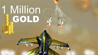 Gunship Battle - Chance to Win 1 Million Gold