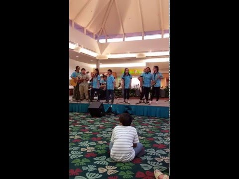 Dream Girl Kolohe Kai-Jarrett Middle School Singers