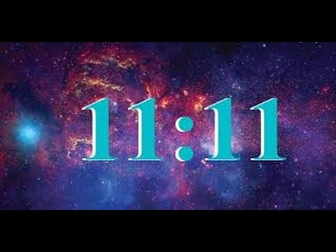 GOD'S WARNING ABOUT 11 11 AND OTHER SATANIC??? NUMBERS