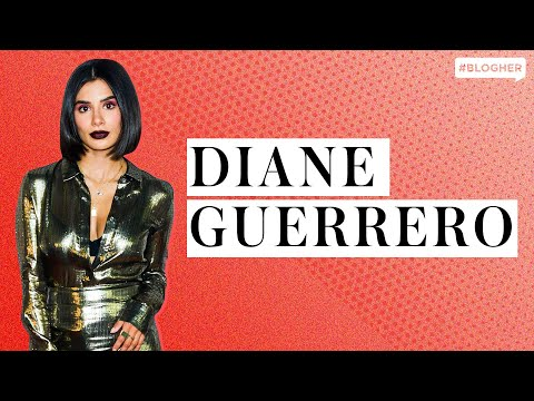 Diane Guerrero Talks at #Blogher19 About When Her Family Was Deported