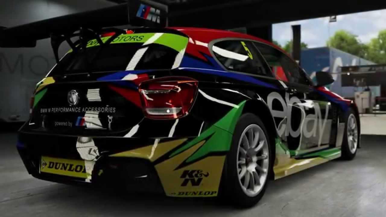 BMW #5 eBay Motors 125i M Sport 2014 - YouTube