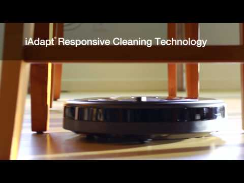 Roomba 600 Series Overview