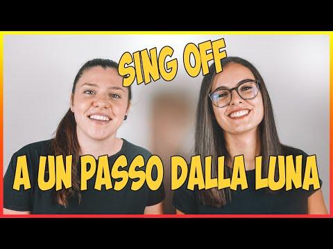 A UN PASSO DALLA LUNA - Rocco Hunt ft. Ana Mena   OPPOSITE SING OFF