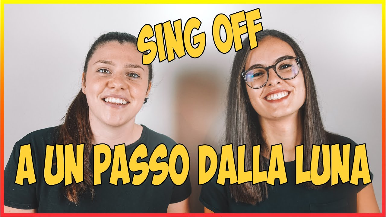 A UN PASSO DALLA LUNA - Rocco Hunt ft. Ana Mena | OPPOSITE SING OFF
