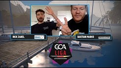 LIVE #RACE1 // GCA LIGA powered by MÜLLER | DIE LILA LOGISTIK