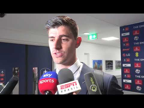"""Courtois: """"My Chelsea future to be decided after World Cup"""""""
