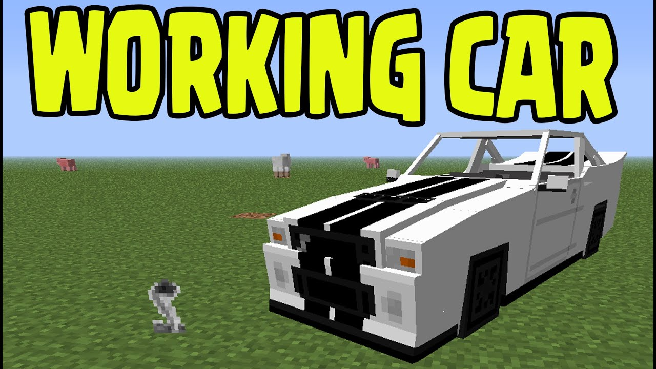 Minecraft ps3 ps4 xbox wii u working car with slime blocks minecraft ps3 ps4 xbox wii u working car with slime blocks title update tu31 18 youtube ccuart Image collections