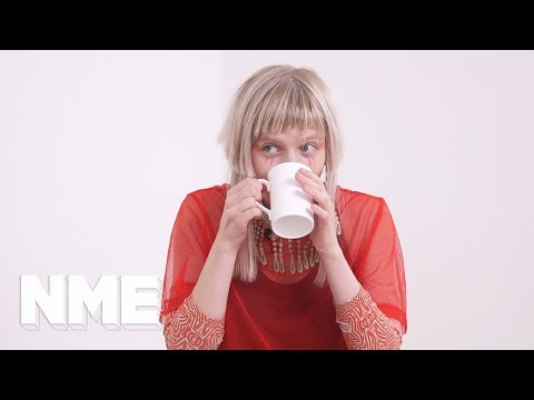 Aurora On The Magical World Of Surprise New Album 'Infections Of A Different Kind – Step 1'