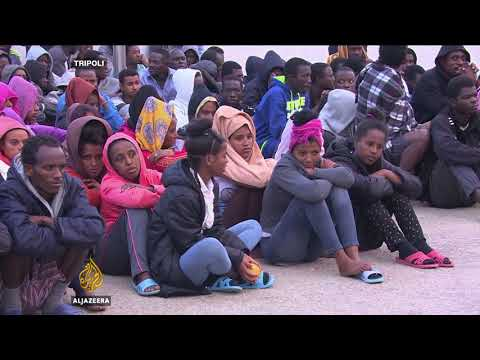 Hell On Earth!: Libya Selling African Immigrants As Slaves &