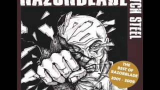Razorblade - put in the boot