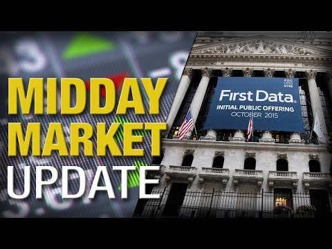Midday Report: Stocks Rise on Citigroup, Goldman Sachs Earnings