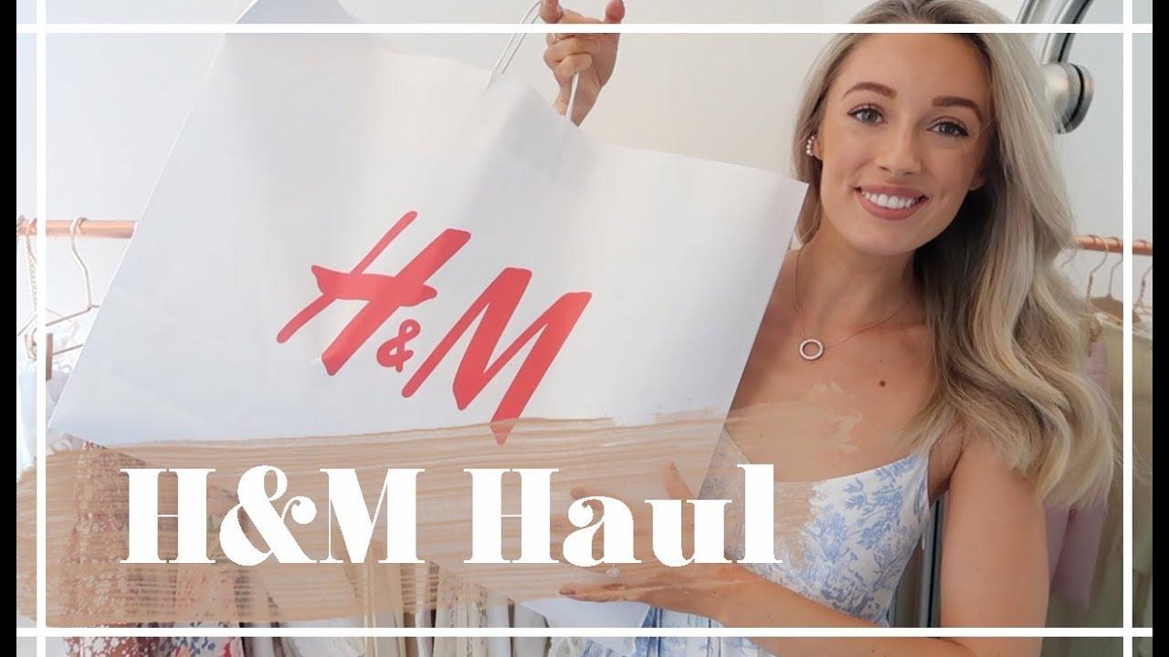 H&M TRY ON HAUL // Spring Summer 2019 // Fashion Mumblr 3